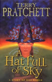 A Hat Full Of Sky and Other Books By Terry Pratchett (UK & USA)