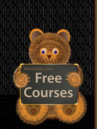 Free courses with video collected by Mascot Bear on MindZeit