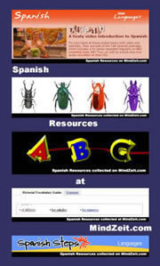 Spanish Language Courses and Resources